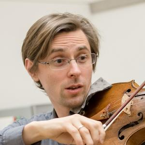 San Francisco Conservatory of Music faculty member, Dimitri Murrath
