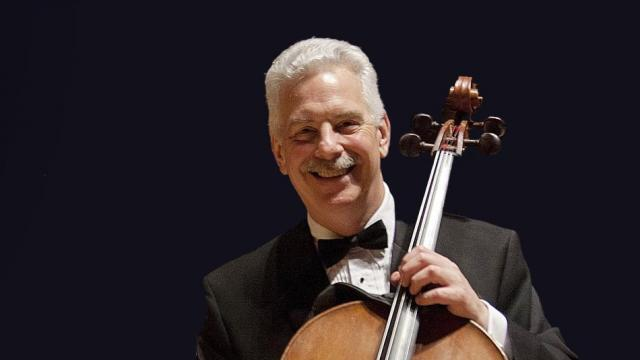 Cellist, Norman Fisher